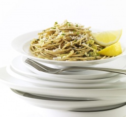 Leek & Lemon Linguine